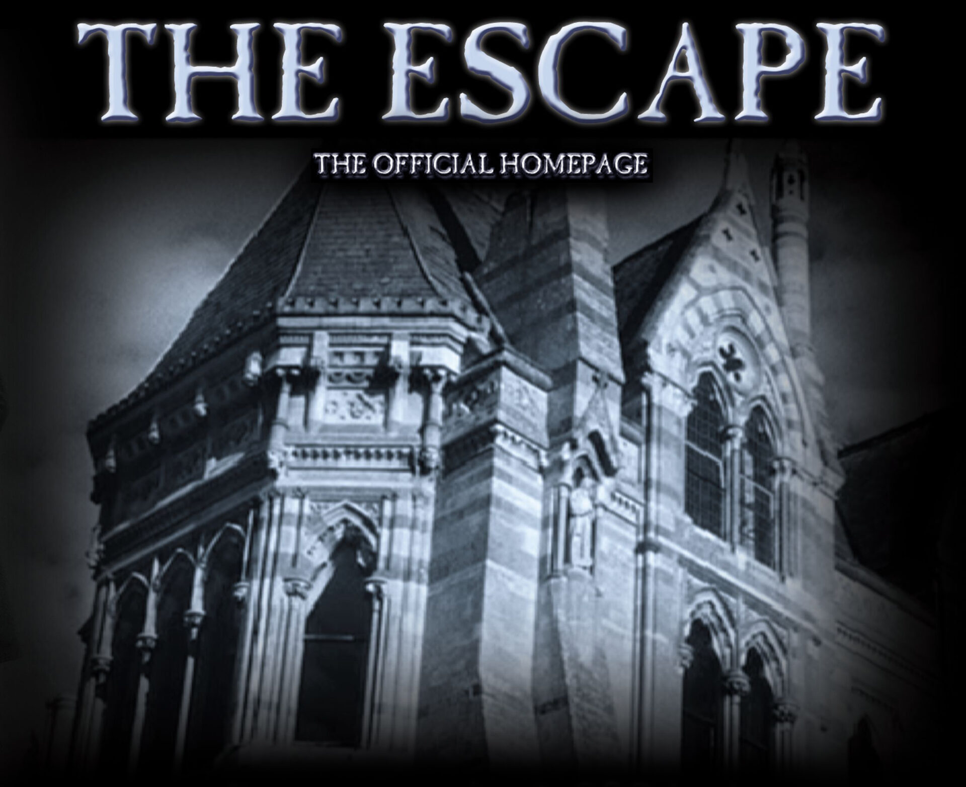 THE ESCAPE - THE OFFICIAL HOMEPAGE